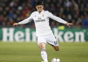 JAMES: Su excelente Mundial, la nominación al Premio Puskas y el paso al Real Madrid demuestran de lejos que el ex Porto es el futbolista colombino del 2014.