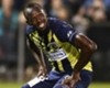 Usain Bolt in a trial match for Central Coast Mariners