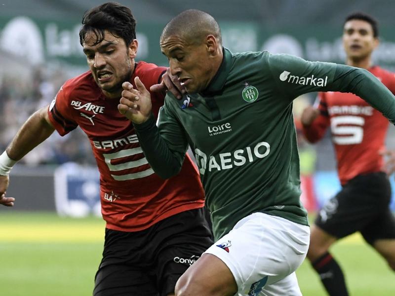 Saint-Etienne-Rennes 1-1, l'ASSE et Rennes se quittent dos à dos