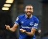 Cenk Tosun Goal Celebration Everton Crystal Palace Premier League 10/21/18
