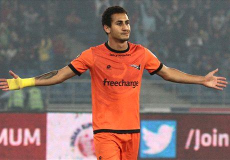 Ratings: Delhi Dynamos 4-1 Mumbai City