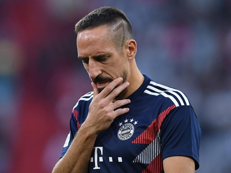 """Bayern - Franck Ribéry fait son mea culpa : """"J'ai commis une erreur. Je me suis excusé auprès de Patrick Guillou"""""""
