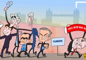 Gli altri camminano insieme in Europa, il Liverpool da solo...