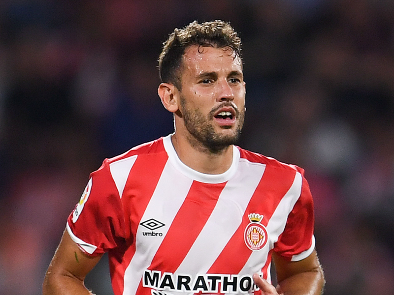 Barcelona focus on Stuani in search for backup striker