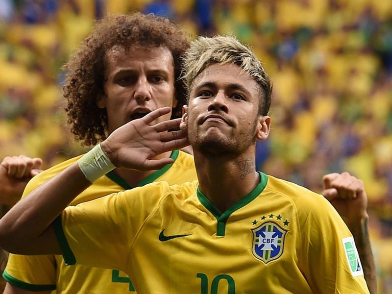 "David Luiz : ""Neymar est dans un grand club"""