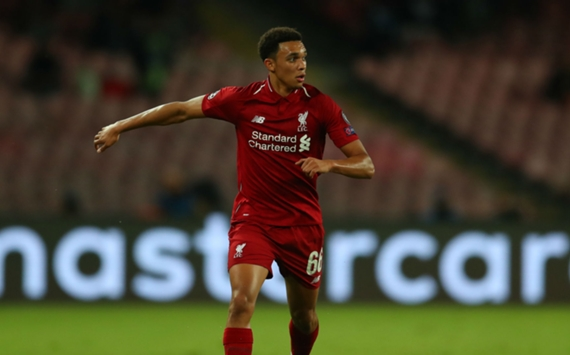 'I could have done better' - Alexander-Arnold keen to avoid repeat of Rashford torment