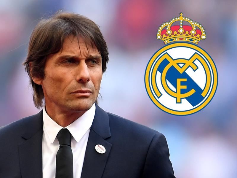Contacté pour succéder à Julen Lopetegui, Antonio Conte aurait refusé d'entraîner le Real Madrid