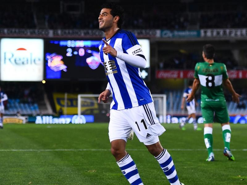 Ultime Notizie: Liga, 13ª giornata - Triplo Vela, la Real Sociedad travolge l'Elche