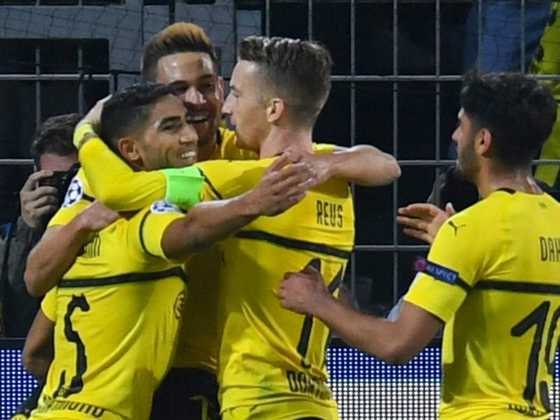 Liverpool et Dortmund cartonnent, Porto assure...Le résumé de la soirée en Ligue des Champions