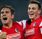 Résumé de match, Fribourg-Stuttgart (1-4)