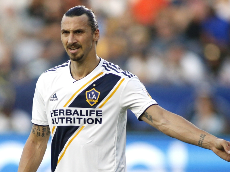 Ibrahimovic rules out Man Utd or Milan loans as he talks terms with the LA Galaxy