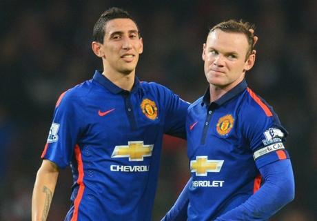 Rooney defendió a Di María