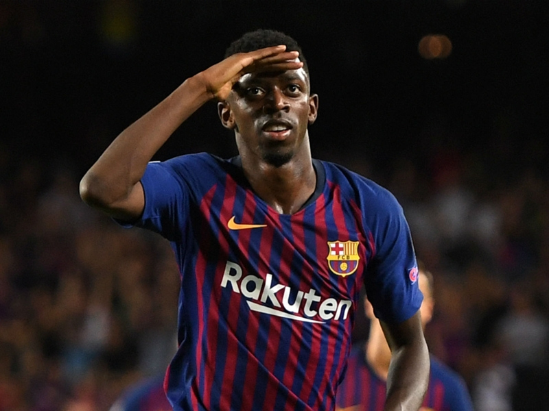 'Incredible' Dembele 'a little crazy', says Tuchel