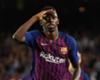 Barcelona winger Ousmane Dembele