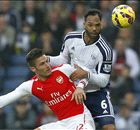 Player Ratings: West Brom 0-1 Arsenal