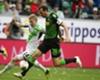 Wolfsburg und Gladbach im Vergleich
