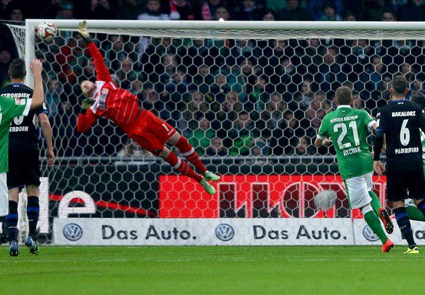 4:0 gegen Paderborn! Werder Bremen schießt den Derby-Frust weg
