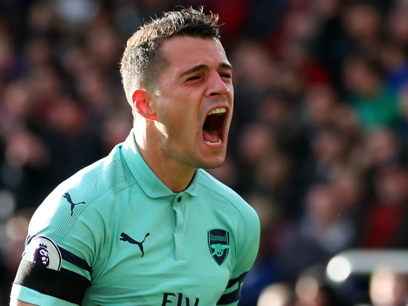'Xhaka is a true playmaker' - Arsenal star deserves his success, says Lacroix