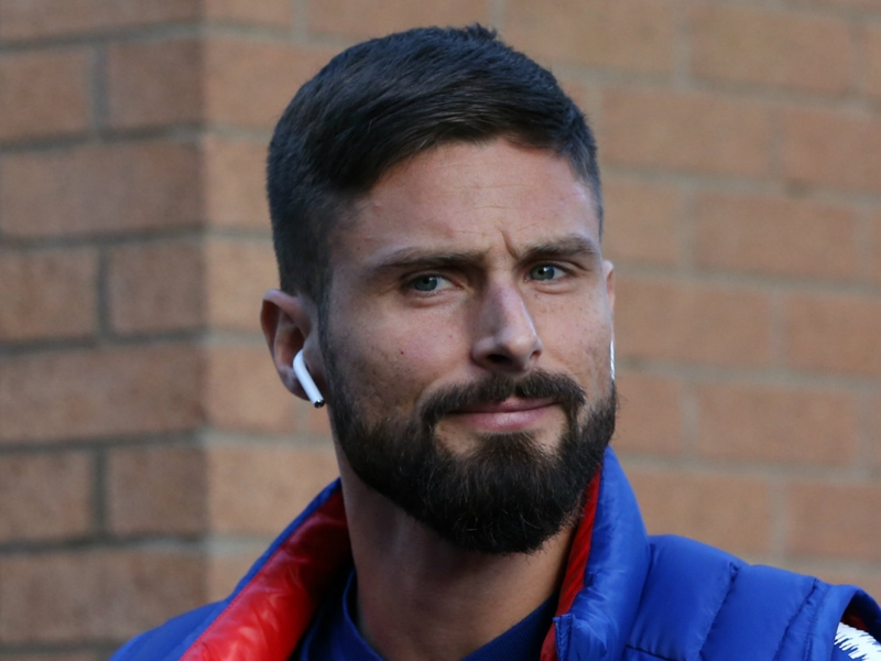 Giroud to voice Green Goblin in new Spider-Man film