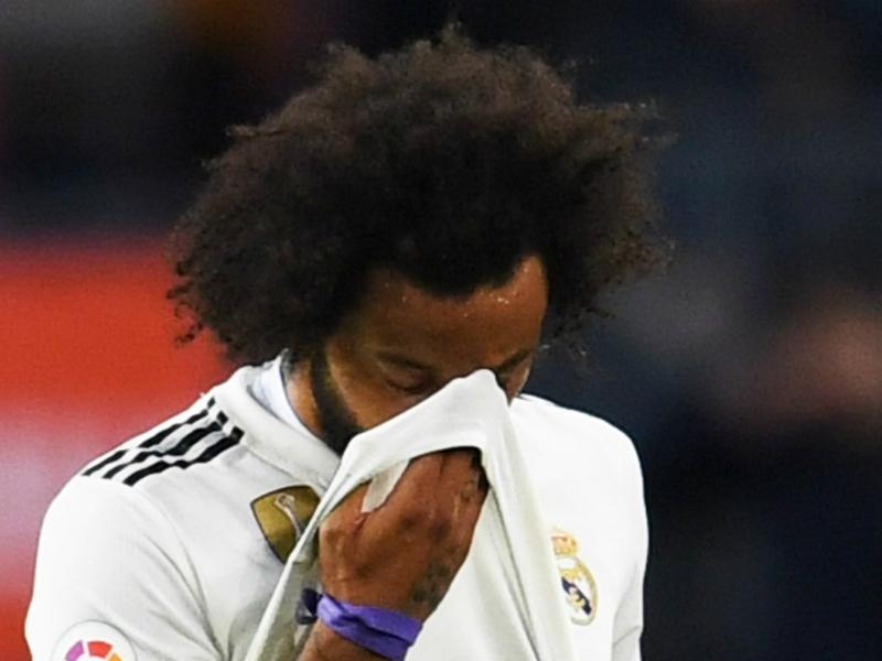 Real Madrid - Marcelo :