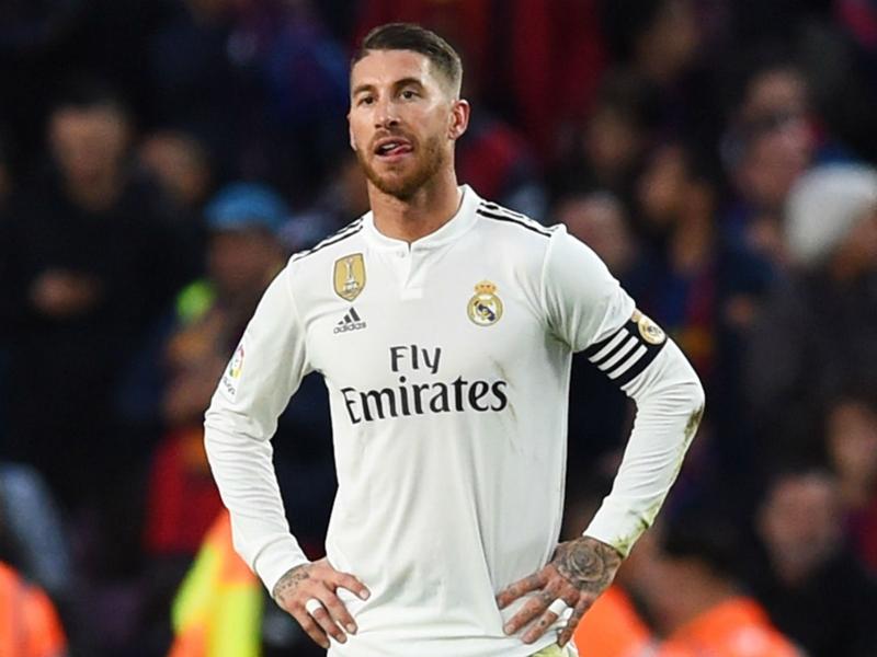 """Vidéo - Sergio Ramos : """"Les supporters ont sifflé les légendes du Real Madrid et ils ont eu raison"""""""