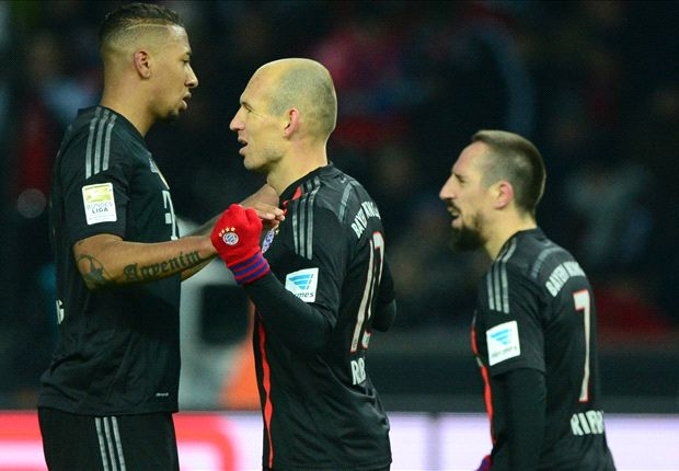 Hertha Berlin 0-1 Bayern Munich: Robben scores winner as Bavarians edge capital clash