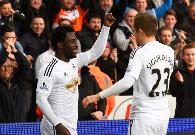 Swansea City 1-1 Crystal Palace: Eagles survive early bombardment to earn a point