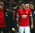 Van Gaal in the dark over Di Maria injury