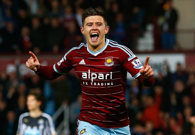 West Ham 1-0 Newcastle: Hammers see off 10-man Magpies