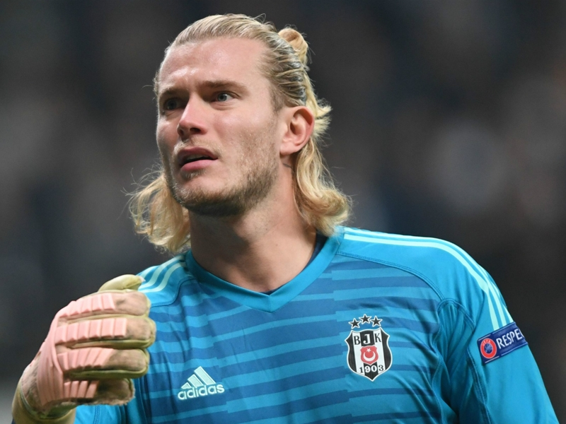 Liverpool keeper Karius taking legal action against loan club Besiktas over unpaid wages