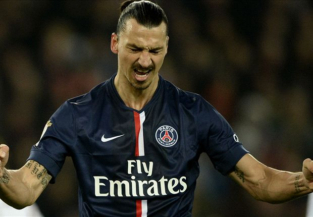 Paris Saint-Germain 1-0 Nice: Early Ibrahimovic spot kick seals three points