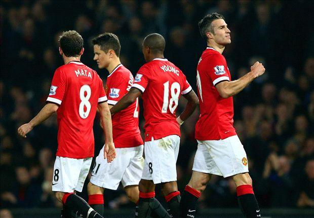 Manchester United 3-0 Hull City: Los de Louis Van Gaal empiezan a carburar