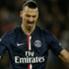 Zlatan Ibrahimovic konnte nur elf Pflichtspiele für Paris Saint-Germain bestreiten.