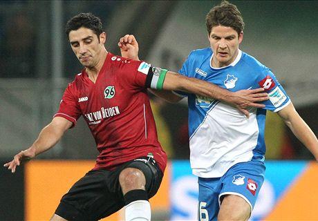 Laporan: Hoffeheim 4-3 Hannover