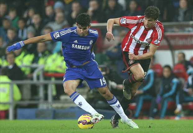 Sunderland 0-0 Chelsea: League leaders held in scrappy clash