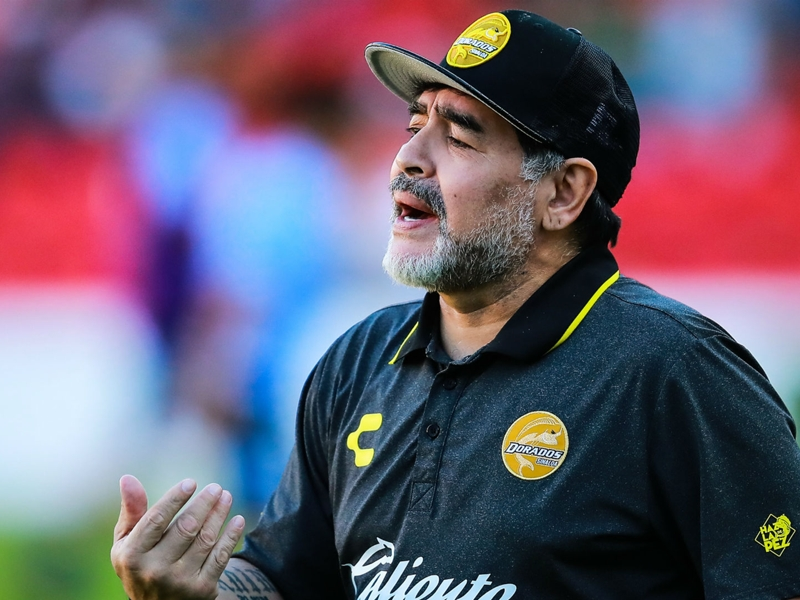 What is Diego Maradona's net worth and how much does the former Argentina star earn?