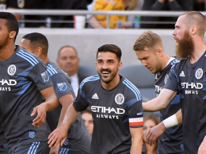 LIVE: New York City FC vs Philadelphia Union