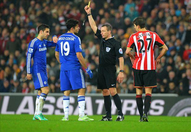 Sunderland 0-0 Chelsea: Dos grandes defensas reparten puntos