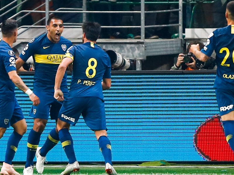 Palmeiras 2 Boca Juniors 2 (2-4 agg): Historic Superclasico Copa Libertadores final set