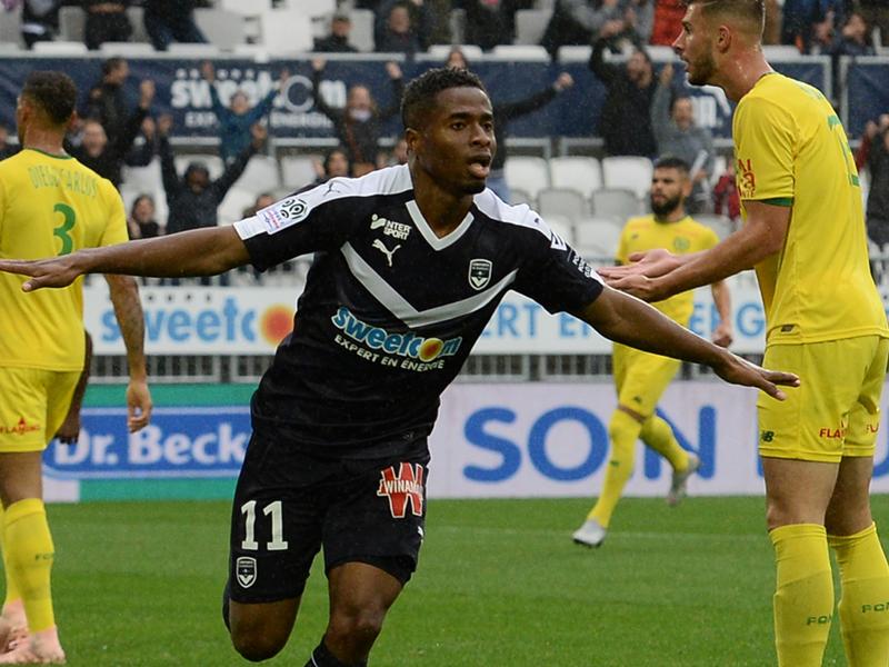 French Connection: Francois Kamano, sur un nuage, se déchaîne en Ligue 1