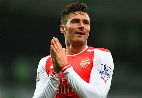 'Henry is wrong, Giroud can win titles'