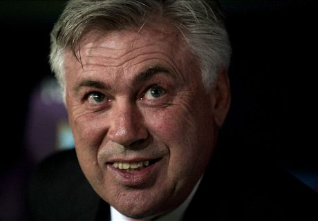 'Ancelotti is the best coach in the world'