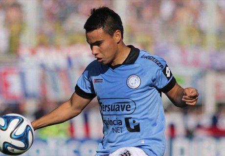 Zelarayán, en Belgrano hasta 2018
