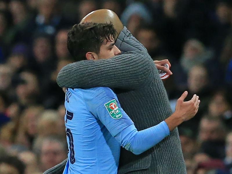 "Guardiola confirme des ""conversations"" entre Brahim Diaz et le Real Madrid"