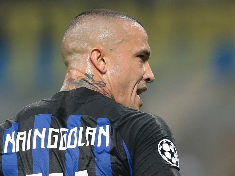 Spalletti: Nainggolan ready for Inter return