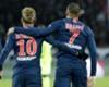 PSG stars Neymar and Kylian Mbappe