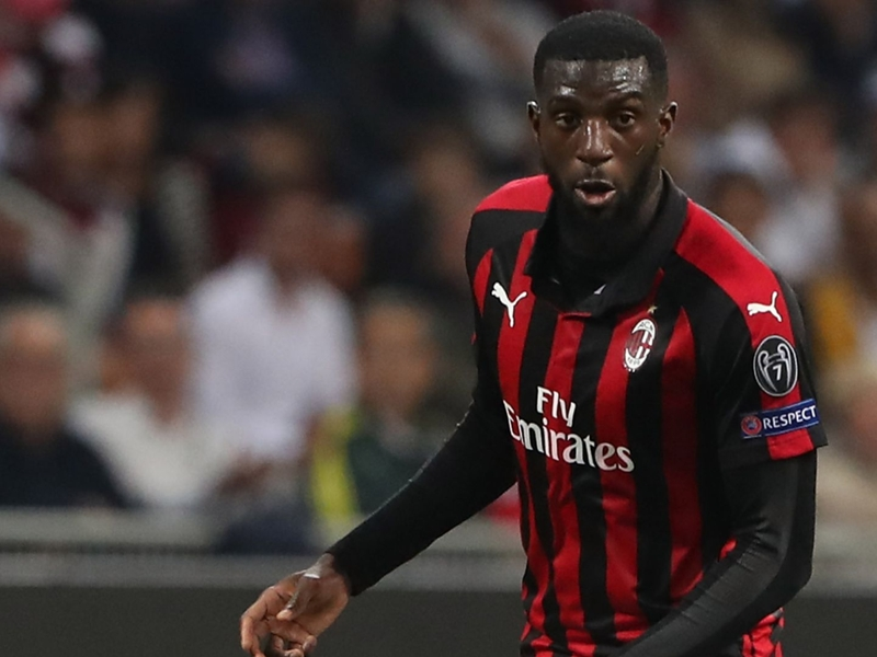 'I don't like being whistled!' - Chelsea flop Bakayoko out to turn Milan jeers into cheers