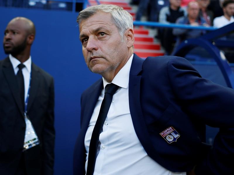 "VIDÉO - Ligue des champions, Bruno Genesio (Lyon) : ""Je serai supporter de Paris"""