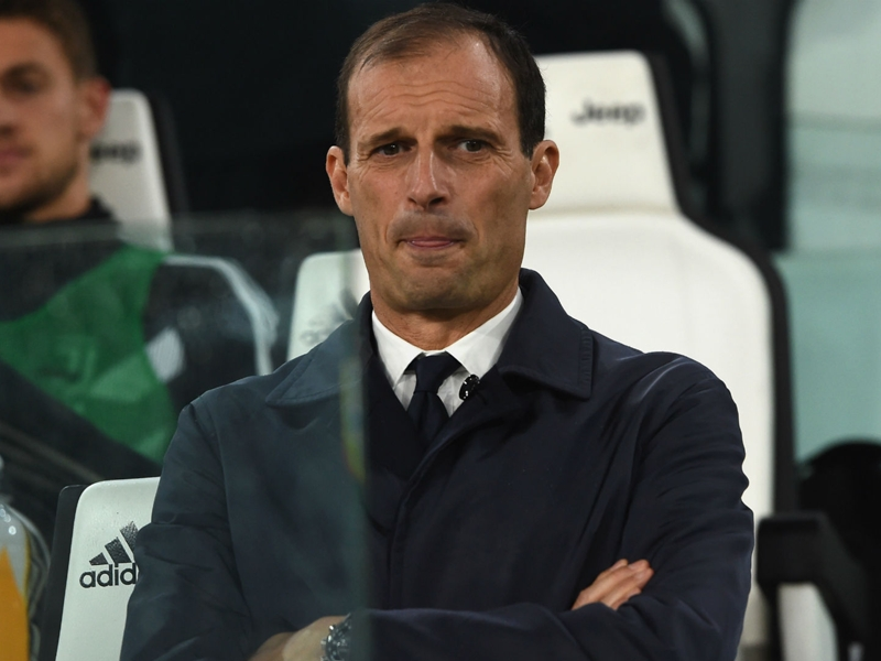'An experience abroad would be nice' - Allegri hints at Juventus exit