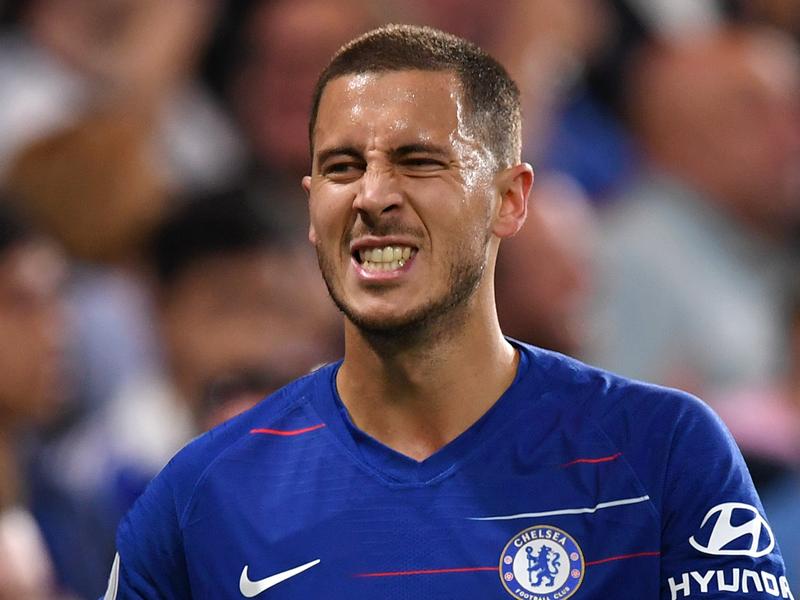 Hazard doesn't make Chelsea title challengers - Gullit